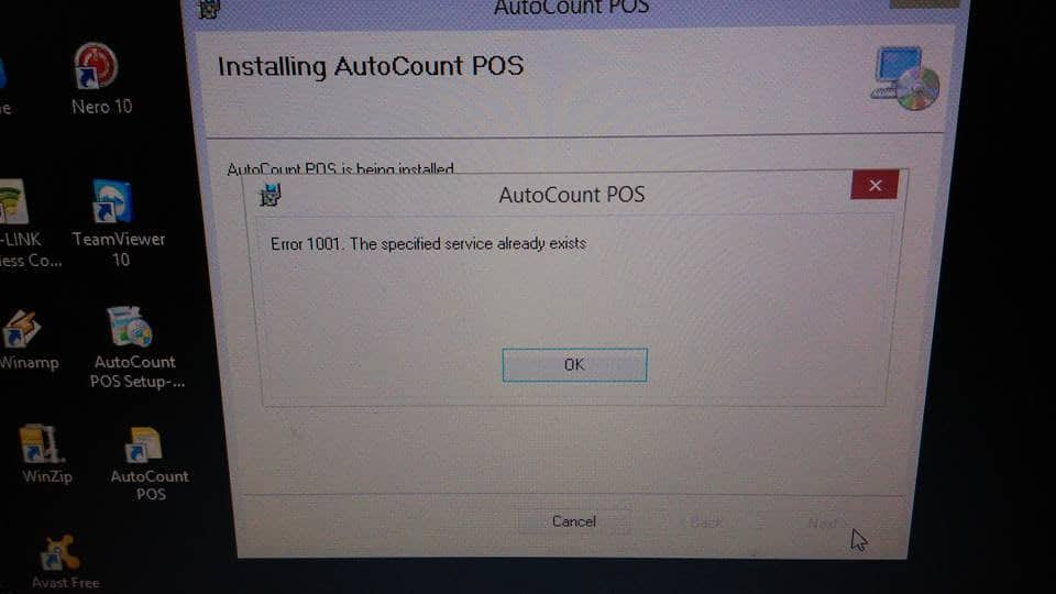 AutoCount software
