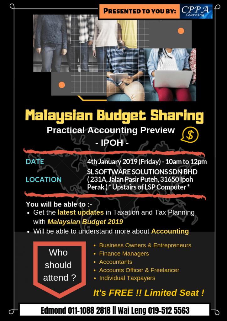 Malaysian Budget Sharing