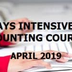 Autocount 2 Days Intensive Computerized Course (April 2019)