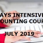 Autocount 2 Days Intensive Computerized Course (July 2019)