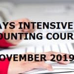 Autocount 2 Days Intensive Computerized Course (November 2019)